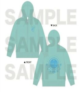 Love Live Fest 9th Anniversary μ/'s Sunshine Aqours Hoodie Parker Free from japan
