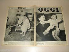 OGGI=1953/45=OLIVETO SAN GREGORIO CALABRIA=MARIA GORETTI=TOTO DE CURTIS=DE VITO=