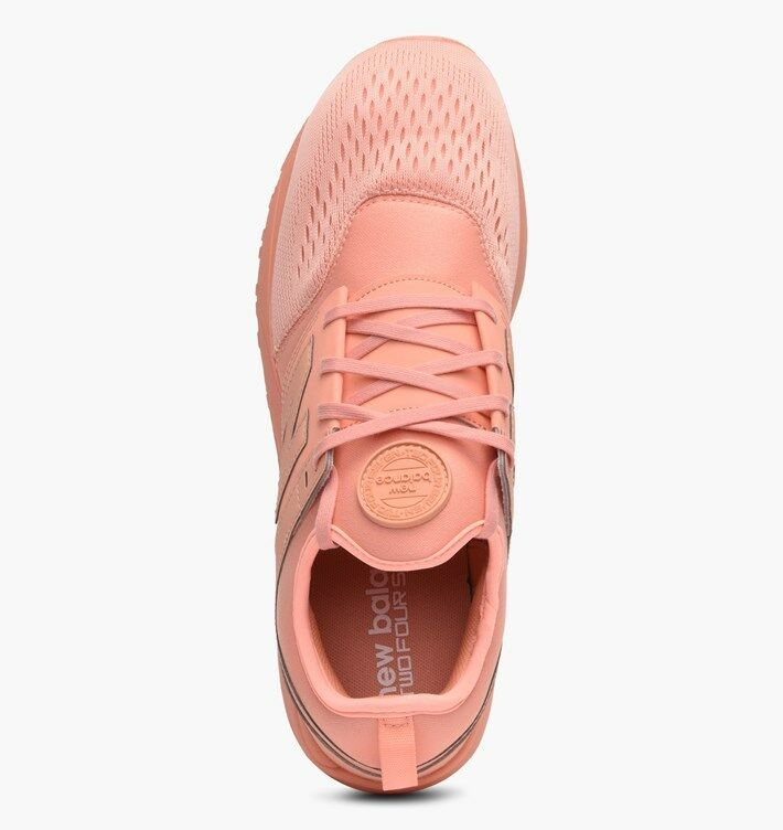 NEW TRAINERS BALANCE NB 247 BREATHE TRAINERS NEW - SHERBERT PEACH - MRL247OS - UK 10.5 3a32bf