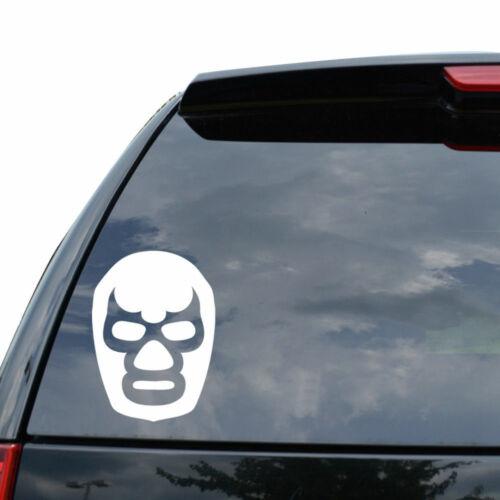 BLUE DEMON LUCHA LIBRE MEXICAN WRESTLING Decal Sticker Car Truck