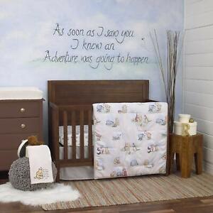 Nursery Crib Bedding Set Clic Winnie