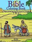 Bible Coloring Book 1 & 2 - Religious Coloring Pages from the Old and New Testament by Nick Snels (Paperback / softback, 2015)
