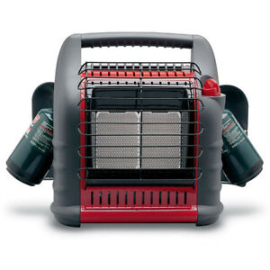 Mr Heat Big Buddy Portable Propane Heater 89301748002 Ebay