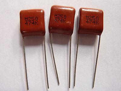 20pcs 100V 105 J 1uf 1000nf 1000000pf P10 CL21 CBB metal film capacitor