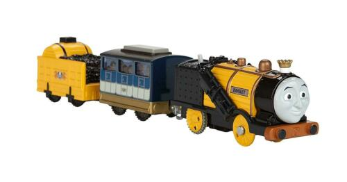 Thomas /& Friends Runaway Stephen TrackMaster Motorised Engine FJK54