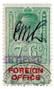 I-B-George-V-Revenue-Foreign-Office-7-6d
