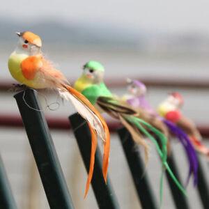 Artificial-feather-birds-nest-decorative-mini-swallows-home-garden-ornamen-NTAT
