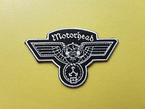 POP-ROCK-PUNK-METAL-MUSIC-SEW-ON-amp-IRON-ON-PATCH-MOTORHEAD
