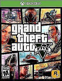 Grand Theft Auto V Xbox One, 2014  - $5.90