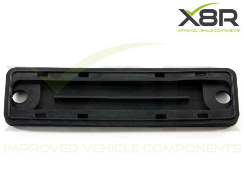 Per Toyota Lexus avvio tronco portellone SERRATURA PULSANTE IN GOMMA COPERTURA DI RICAMBIO