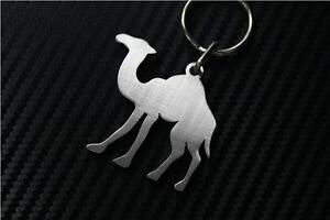 Camel-Portachiavi-Portachiavi-cucciolo-CARINO-REGALO-DROMEDARIO-arabo