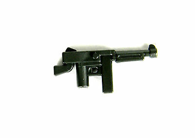W11 BAR Browning Automatic Rifle BAR WW2 compatible with toy brick minifig Army