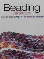 Instruction Book Beading Inspiration How To Use Full Color In Jewelry Designs