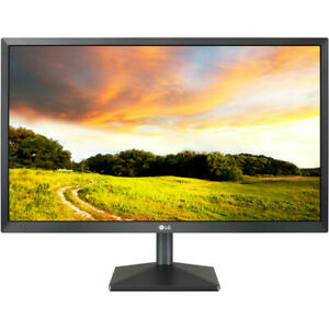 LG 22MK400H-B 22-inch HD LCD TN Gaming Monitor with AMD FreeSync Technology
