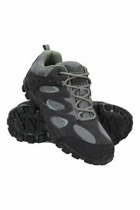 Mountain Warehouse Womens Curlew Waterproof Trainers Isodry Walking Hiking Shoes