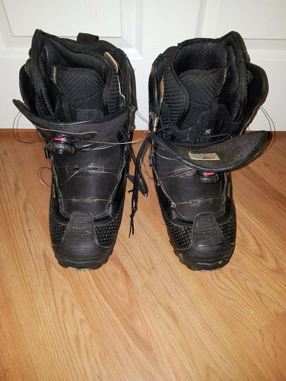 Dc snow boots Size 13