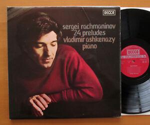 rachmaninov 24 preludes vladimir ashkenazy