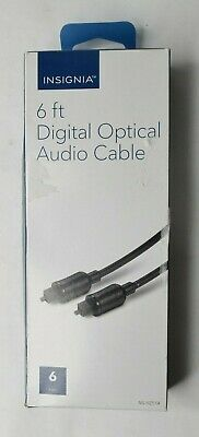 INSIGNIA NS-HZ507-C 6FT Digital Optical Cable