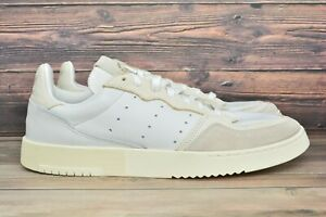 Adidas-Originals-Supercourt-Mens-White-Leather-Shoes-EE6024