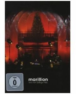 Marillion-Live-From-Cadogan-Hall-Nuevo-DVD