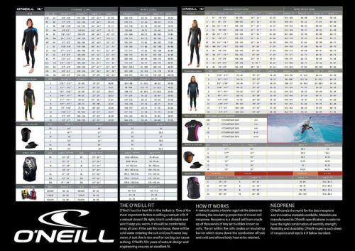 Weiterer Wassersport Kitesurfen O'Neill Style #2320 Jugend 24/7