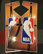 NBA Jam Arcade Side Art Artwork Decal Overlay Sticker Vinyl Midway