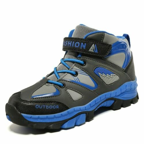 Enfants Sports D/'extérieur Chaussures de randonnée adolescents alpinisme Chaussures Trekking