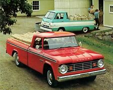 1967 Dodge Pickup & A100 Power Wagon Photo Poster zm0595-5BUHGC