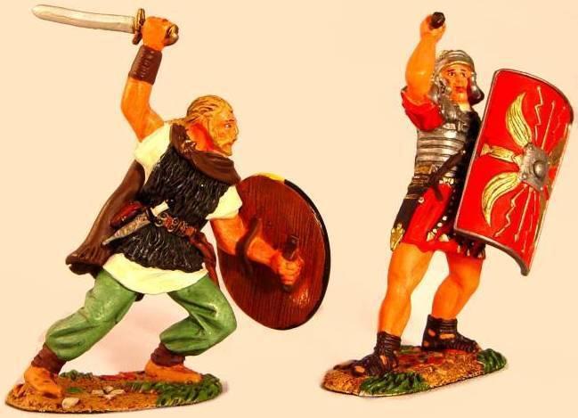 CONTE COLLECTIBLES LTD. PEWTER ROMAN EMPIRE SPQR018 DANCE OF DEATH MIB