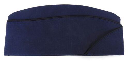 UNISSUED USAF AIR FORCE BLUE AIRMAN'S GARRISON CAP 7 1//8 NIB