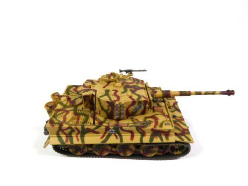 Panzerkampfwagen VI Tiger 1 WW2 1:72 Eaglemoss Militar Model Miniatur OT4
