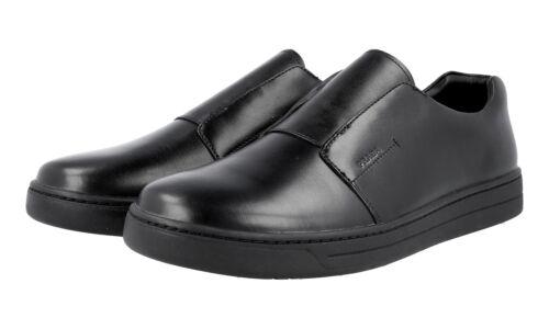 Noir Prada 41 Chaussures 5 Nouveaux 6 5 4d2870 Luxueux 40 tUCwxqa
