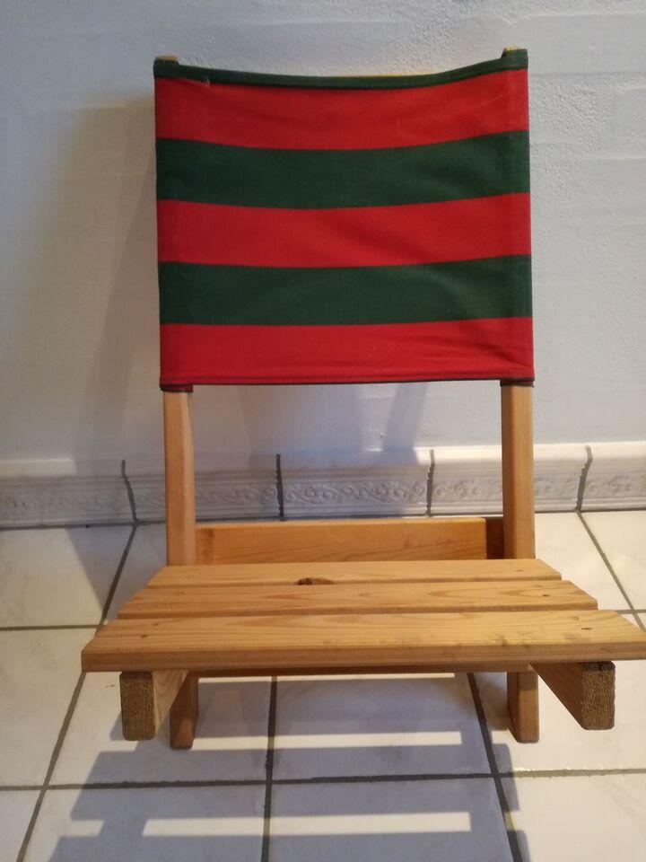 Ny Strand stol, Kiwa – dba.dk – Køb og Salg af Nyt og Brugt JY91