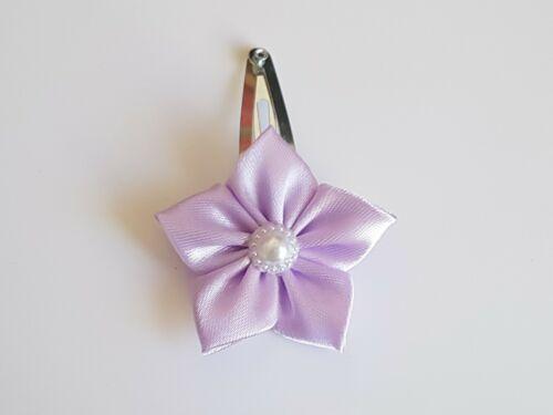 Blume Blüte Haarspange Haarblume Haarscmuck Haarclip