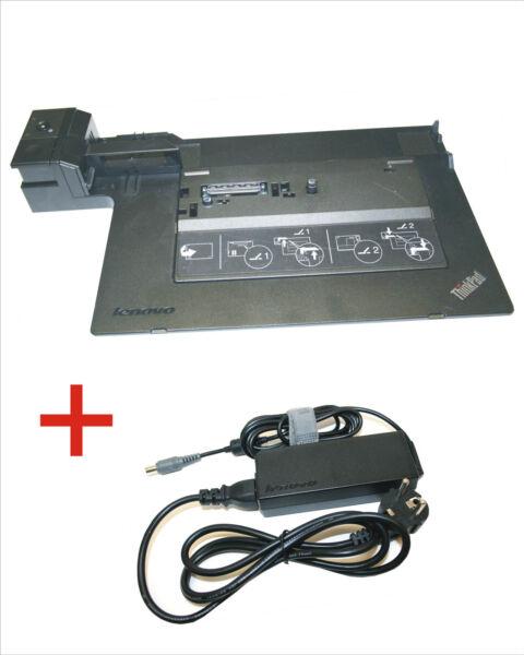 Actief Lenovo Docking Type 4337 Für T400s T410 W510 Thinkpad 3 Series + Netzteil 90w