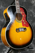 Starshine SR-MAJ-200  electric acoustic guitar with fishman EQ solid spruce