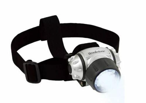 Brookstone 21 Led Head Lamp