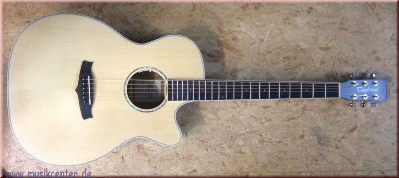 TANGLEWOOD TPE SFCE ZSK mit Superkoffer