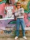 Cause We Got Style!: European Hip Hop Posing from the 80s and Early 90s by Dopepose Possy, RosyOne (Hardback, 2011)