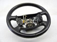 MK4 VW GTI JETTA LEATHER STEERING WHEEL 4 SPOKE CRUISE/VOLUME CONTROL OEM -511