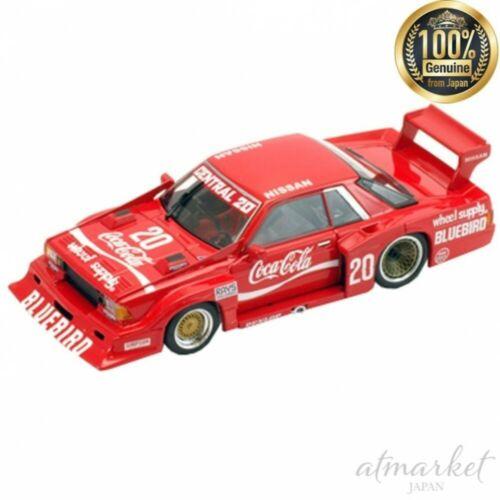 TOMYTEC Tomica Ebbro Mini Car 226857 Coca Cola Bluebird 82/' Red Super silhouette