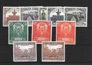Union-Postal-Edifil-604-13-MNH-Super-Luxe-Catalogue-120-Euros