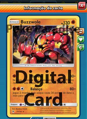 PTCGO Digital Card !! Malamar 51//131 Forbidden Light Pokemon TCG Online !