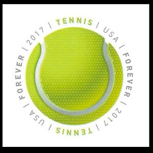 US-5209-Have-a-Ball-Tennis-forever-single-1-stamp-MNH-2017