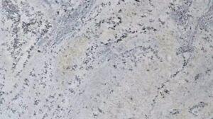Kashmir White Granit Fliesen Poliert Gefast Kalibriert PREMIUM - Fliesen kalibriert oder nicht