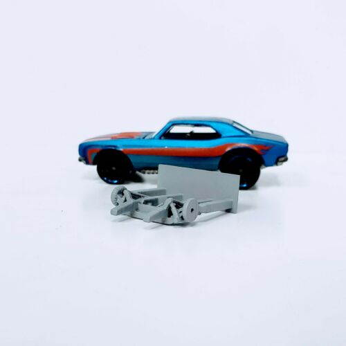 RAT ROD FRONT END  1:64 scale engine 3D printed resin Hot Wheels//Matchbox