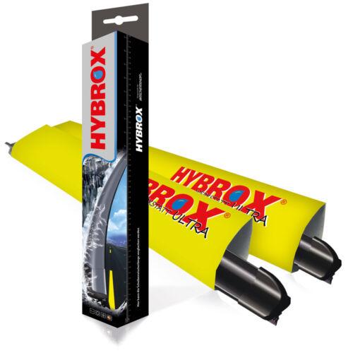 Hybrox limpiaparabrisas-ersatzwischblätter ultra-x096