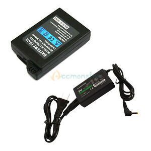 3-6V-3600mAh-Battery-Pack-AC-Adapter-Charger-for-Sony-PSP-1000-1001-Series