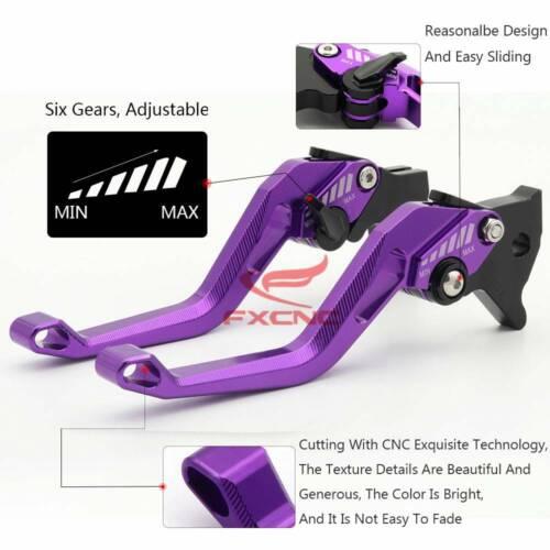 FXCNC CNC 3D Rhombus Clutch Brake Levers For Honda CBR600RR CBR900RR CBR1000RR