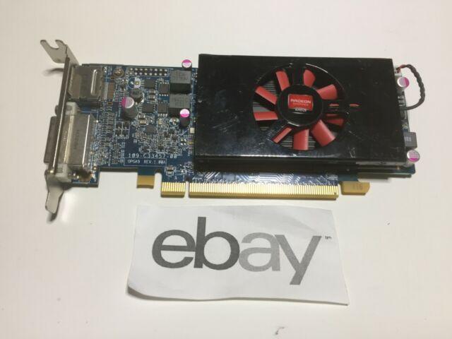 Dell AMD Radeon HD 6450 1GB DVI Display Port PCIe Video Card DVI Displayport LOW